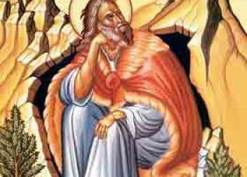 Sfantul Proroc Ilie Tesviteanul