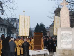 Procesiune la Biserica Sfantul Antonie