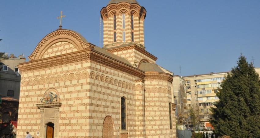 Buna Vestire - hram istoric la Biserica Domneasca de la Curtea Veche