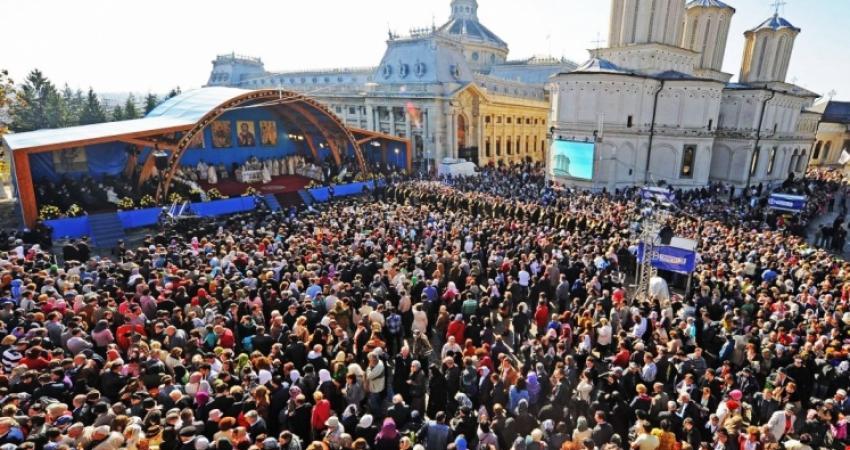 Pelerinajul la sărbătoarea Sfântului Cuvios Dimitrie cel Nou