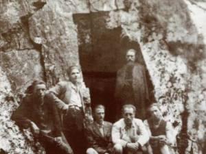 Constructia chiliei parintelui Arsenie Boca