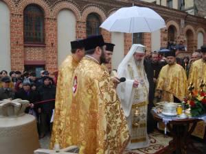 PF Patriarh Daniel la Biserica Sfantul Anton