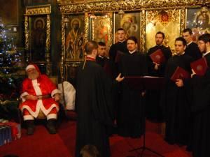 Grupul Tronos la Biserica Sfantul Anton