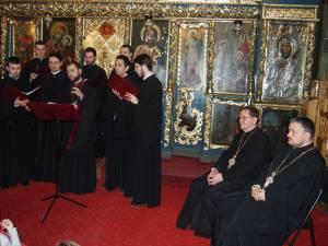 Grupul psaltic Tronos al Patriarhiei Romane