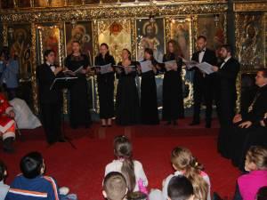 Concert de colinde la Biserica Sfantul Anton Curtea Veche