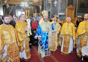 Biserica Domnească de la Curtea Veche şi-a sărbătorit hramul istoric