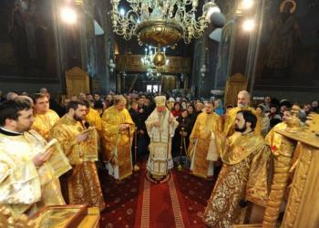 Sarbatoarea Sfantului Antonie cel Mare la Curtea Veche