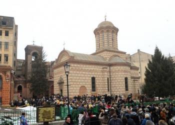 Biserica Sfantul Anton - Curtea Veche isi sarbatoreste hramul