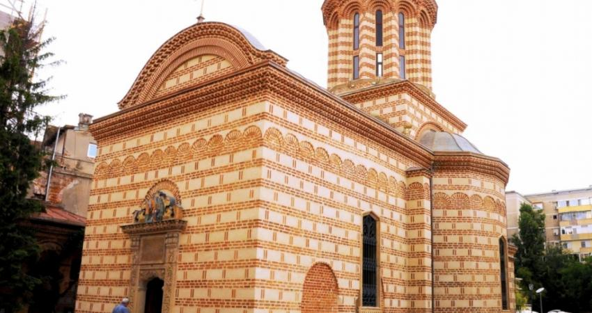 Biserica Domneasca de la Curtea Veche va fi resfintita
