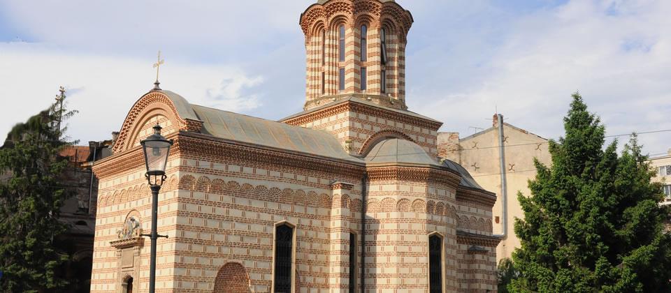 Interior Biserica Sfantul Anton - Ansamblu