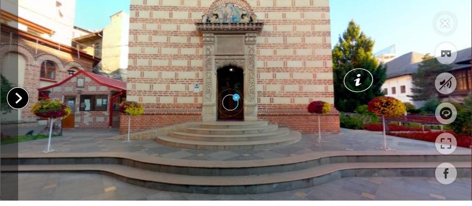Tur Virtual Biserica Sfantul Anton